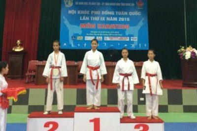 Đoàn Đắk Lắk tham gia Hội khỏe Phú Đổng đoạt 14 huy chương