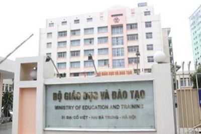 Chỉ thị Bộ GDĐT về nhiệm vụ chủ yếu năm học 2017-2018 của ngành Giáo dục